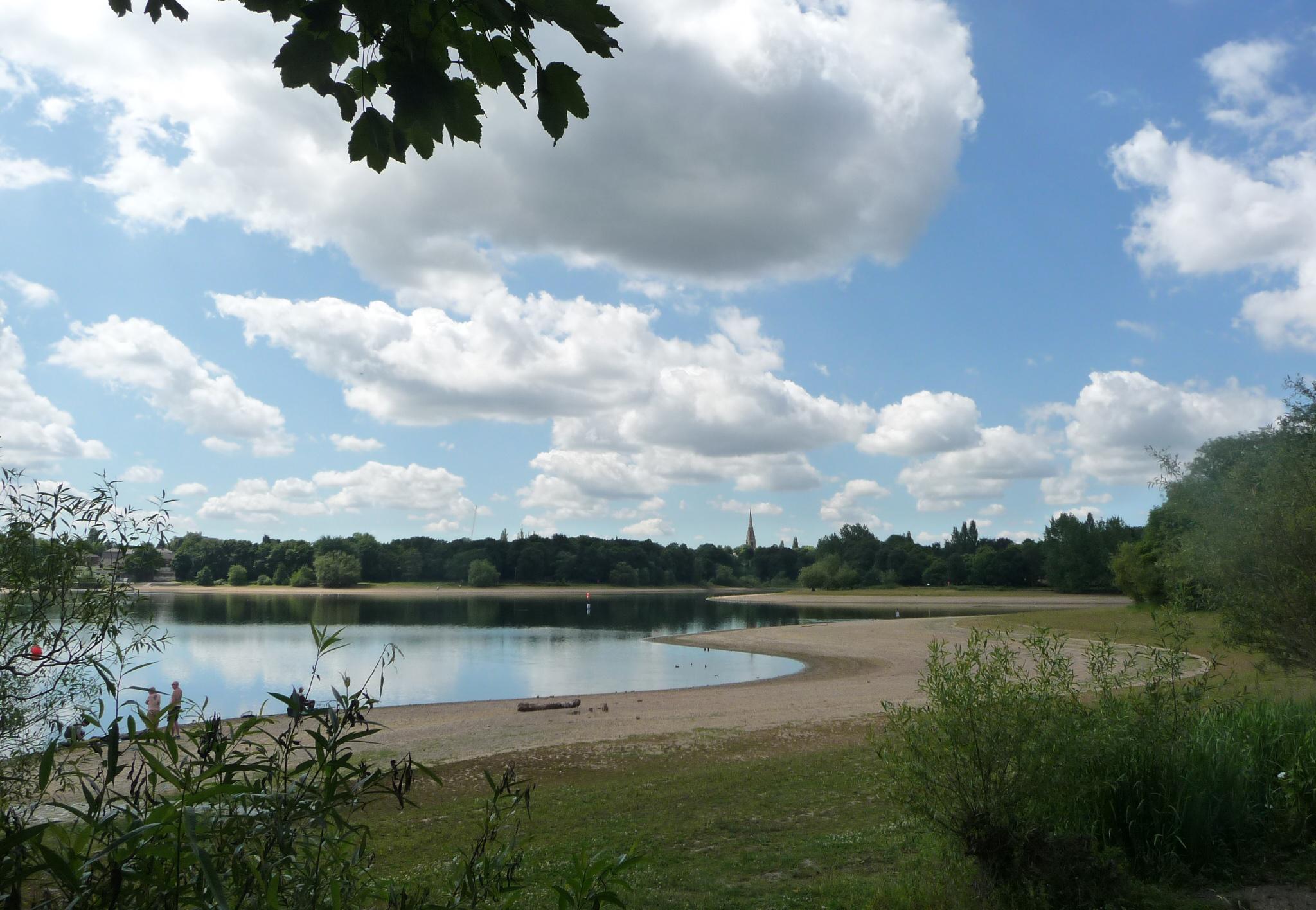Edgbaston Reservoir - Pathway Improvement Works - Birmingham City Council - Citizen Space
